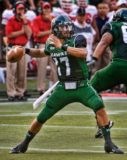 QB Bryant Moniz, Hawaii | Dynasty Draftnik